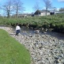 Out walking Bolton by Bowland. Really love the water
